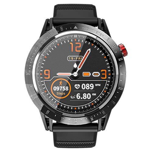 1.3 Smart Watch Full Touch Sportuhren Herzfrequenz- und Blutdrucküberwachung Wissenschaftlicher Schlaf Bewegungsmangel Fitness Smartwatches wasserdichte Sportarmband Geschenke