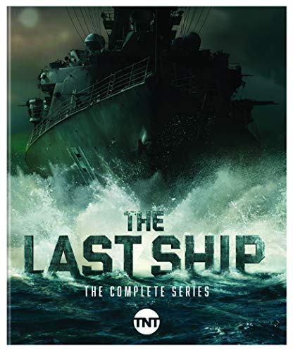 The Last Ship: The Complete Series (DVD)