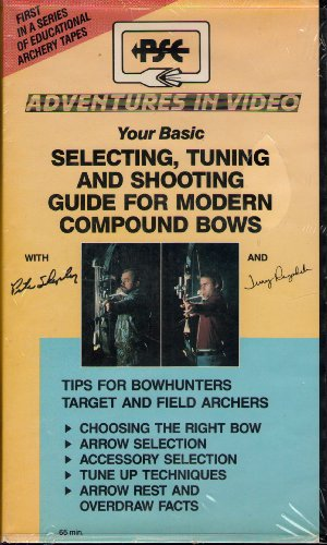 Your Basic Selecting, Tuning, and Shooting Guide for Modern Compound Bows