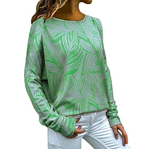 Blouses Chic Wrung Moutarde Jeux Chemisette Femme Manche Courte Tee Shirt personnalisé t Vert Top 12 Ans Noir t-Shirt Rock Chemisier Longue Tunique 20 Long Solde(Vert,Large)