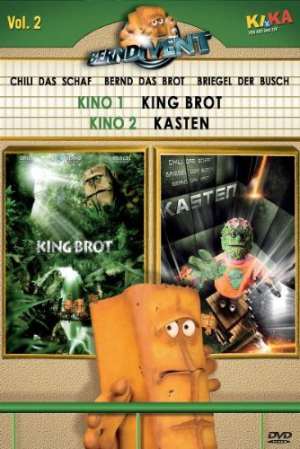 Vol. 2 - King Brot / Kasten