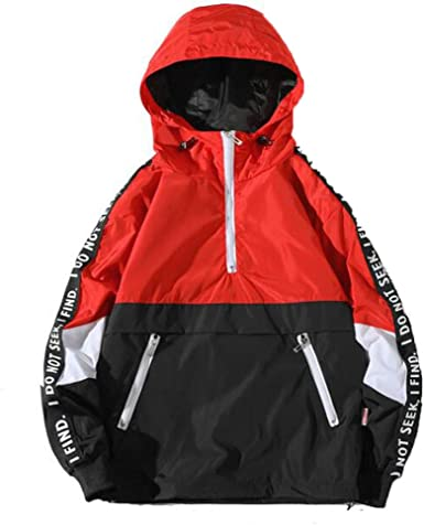 Men Winter Warm Zipper Casual Hooded Thick Jacket Slim Fit Overcoat Outwear Coat