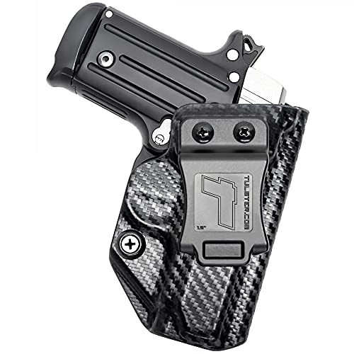 Tulster IWB Profile Holster in Right Hand fits: Sig P238...