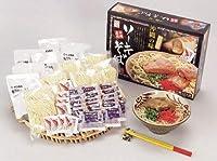 サン食品 ソーキそば12人前 箱入(ソーキ・だし・島唐辛子泡盛漬け付) [生麺] 11179×1箱