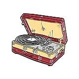 Vintage máquina de Escribir Esmalte pasadores Gashapon Insignias máquina Piano broches de Cristal Bola de Registro Sombrero Mochila joyería Pin de la Solapa clásico (Talla : Style1)