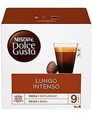 Nescafé Dolce Gusto Lungo Intenso 3 Doosjes A 16 Koffie Cups 835.00 G