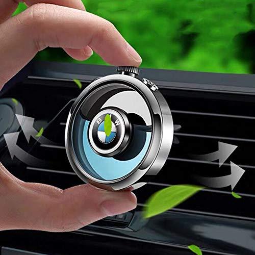Auto Logo Duft Lufterfrischer Parfüm Anhänger Auto Klimaanlage Auto Diffusor Duftspender Entlüftungs Duft mit Geschenk-Box