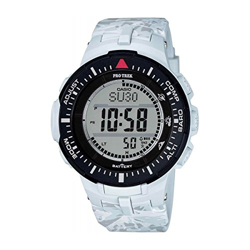 Casio Uomo Pro Trek Sensore Triple Digitale Sport Solar Reloj (Modelo de Asia) PRG-300CM-7D
