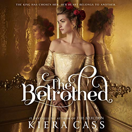 The Betrothed audiobook cover art