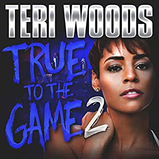 True to the Game II audiobook cover art