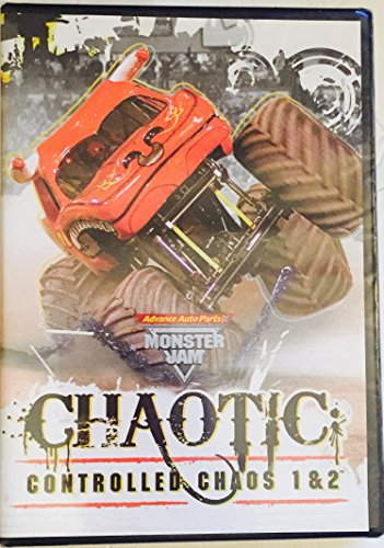 Advance Auto Parts: Monster Jam Chaotic Controlled Chaos 1 & 2