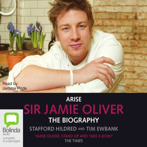 Couverture de Arise, Sir Jamie Oliver