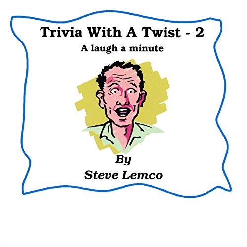 Trivia with a Twist 2 audiobook cover art