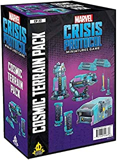 Atomic Mass Games Marvel Crisis Protocol: Cosmic Terrain Pack - English