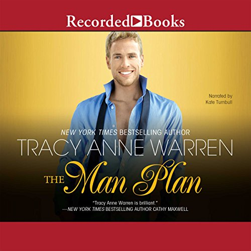The Man Plan audiobook cover art