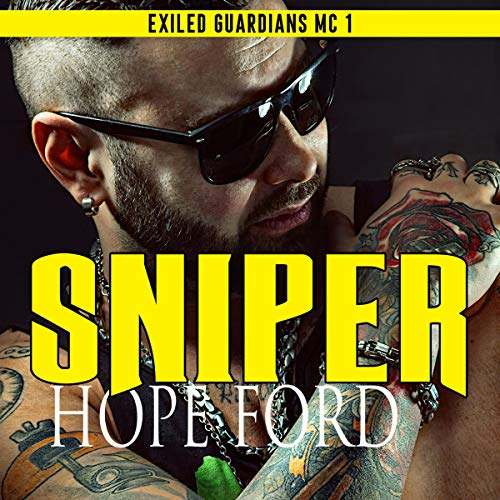 Sniper Audiobook By Hope Ford cover art