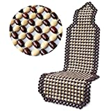 Best Car Seat Massagers - IK Style Beaded Car Seat Cover Massage From Review