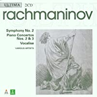 Symphony 2 / Piano Concertos 2 & 3 / Vocalise by Rachmaninoff