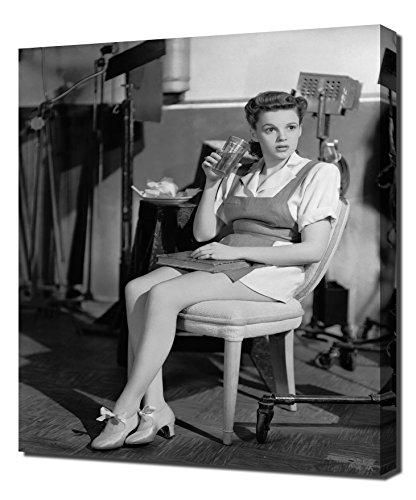 Garland, Judy (Ziegfeld Girl)_01 Canvas Art Print, Canvas, 60 x 90 x 5 cm