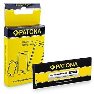 PATONA Bateria HB4342A1RBC 2200mAh Compatible con Huawei Ascend Y5 II, Y6, Honor 4A