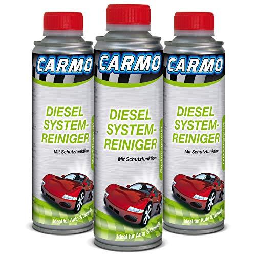 CARMO 3X Diesel System Reiniger - Einspritzsystem Reiniger - 250 ml Dose