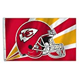 RongJ- store NFL Super Bowl 3-Foot by 5-Foot 3 x 5 Banner Champion Flag (Kansas City Chiefs)
