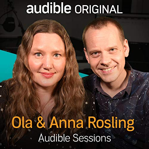 Ola Rosling and Anna Rosling Rönnlund audiobook cover art