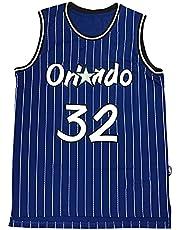 KKSY NBA-jerseys voor heren Shaquille O'Neal #32 Orlando Magic NBA-basketbaltruien uit 1994-95