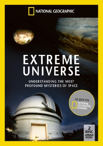 Photo of National Geographic: Extreme Universe [DVD] [2009]