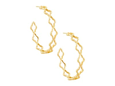 Kendra Scott Abbie Hoop Earrings