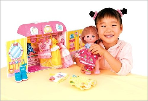 Closet and help to clean up Mel Chan care Parts Recommend (japan import)