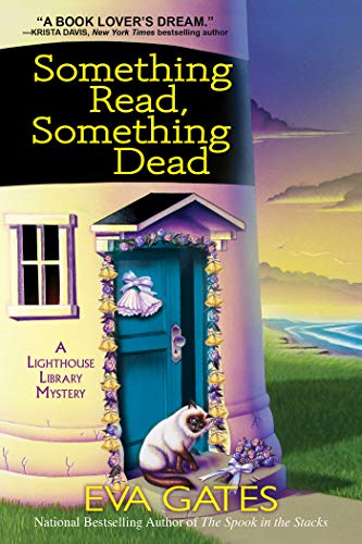 Image of Something Read Something Dead: A Lighthouse Library Mystery
