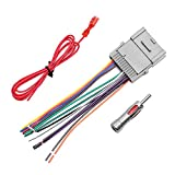Car Stereo Radio Wiring Harness Antenna Adapter for Buick Chevy GMC Pontiac