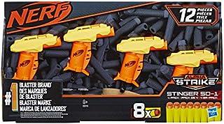 Hasbro NERF Alpha strike Stinger SD-1 4 Pack