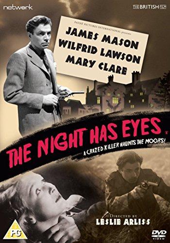 The Night Has Eyes [DVD] [UK Import]