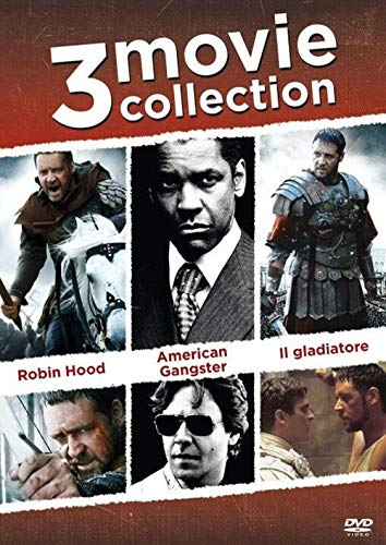 3Movie Collection (robin hood-American Gangster-Il gladiatore