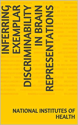 Inferring exemplar discriminability in brain representations (English Edition)