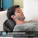 Zoom IMG-2 homedics cuscino massaggiante shiatsu massaggiatore