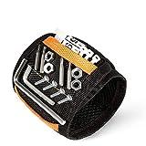 Senders Magnetisches Armband - Geschenk für Männer mit 15 kraftvollen Magneten verstellbares...