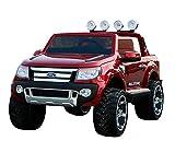 Coche eléctrico para niños Ford Ranger XLS