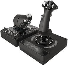 Logitech G X56 Hotas 945-000059 Spelkontroll, Svart