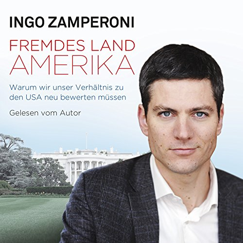 Fremdes Land Amerika audiobook cover art