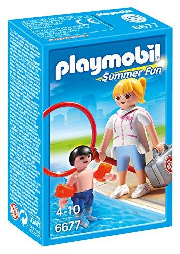 PLAYMOBIL  Summer Fun Vigilante Playsets