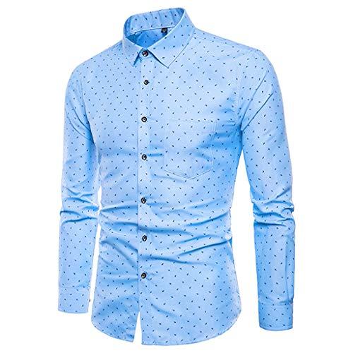 Briskorry Herren Smoking Hemd Anzug Shirt Klassik Business Hemd Slim Fit Langarm Fliege Manschettenknöpfe Bügelleicht Hochzeit Premium Slim Fit Schmales Hemd mit Kent-Kragen