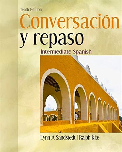 Conversacion y repaso: Intermediate Spanish (World...