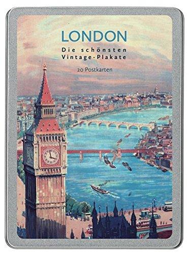 London: Die schönsten Vintage-Plakate