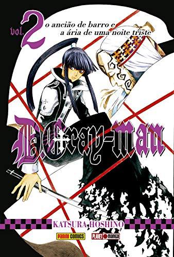 D.Gray-Man - vol. 2