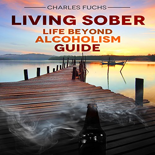 Living Sober audiobook cover art