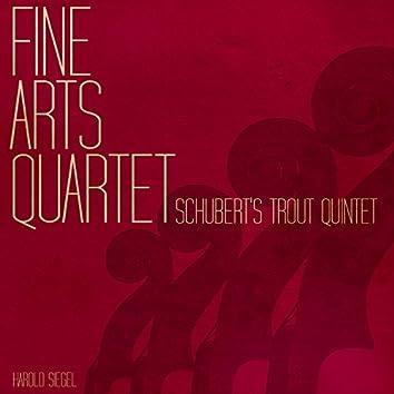 Fine Arts Quartet: Schubert's Trout Quintet