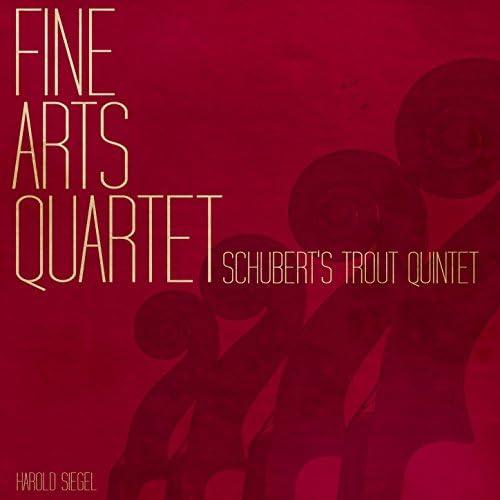 Fine Arts Quartet, Frank Glazer & Harold Siegel
